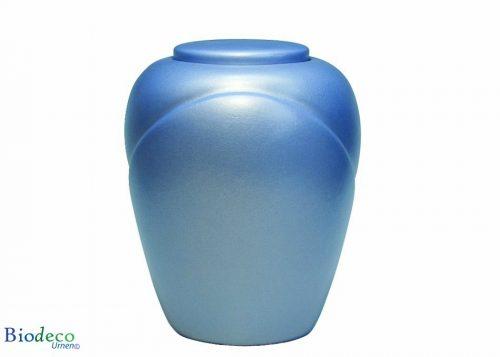 Zee-urn Traditional Aqua, biologisch afbreekbaar